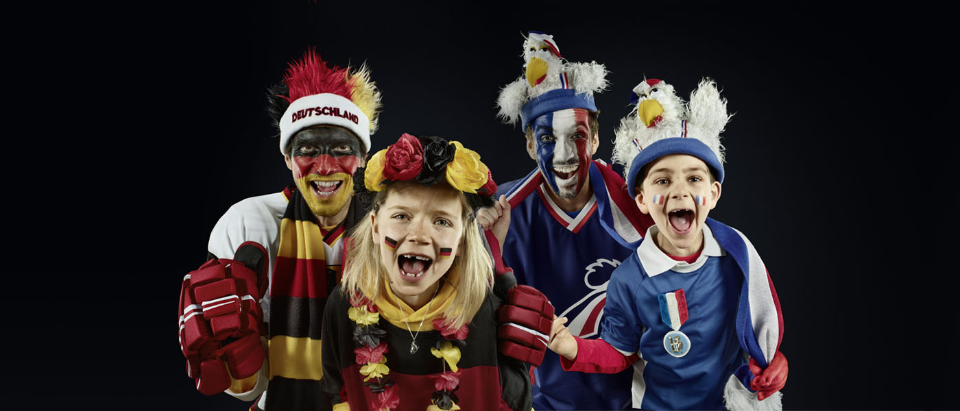 It's our Game! <br> <small>IIHF Germany &#8211; France 2017</small>